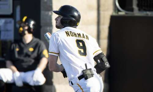 Ben Norman playing the best baseball of his career with…
