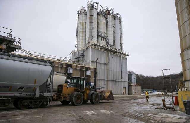 Cargill starts work at site of contentious rail yard in Cedar Rapids