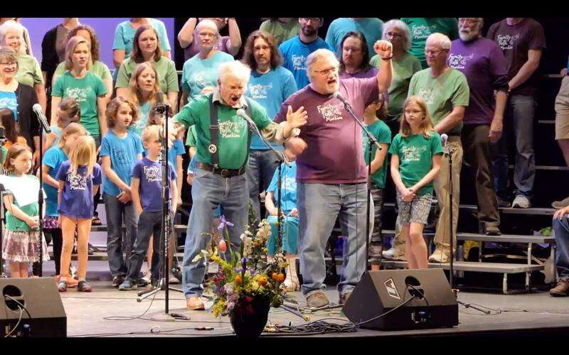 Tuning up Family Folk Machine: Iowa City ensemble rounds out pandemic concert series online