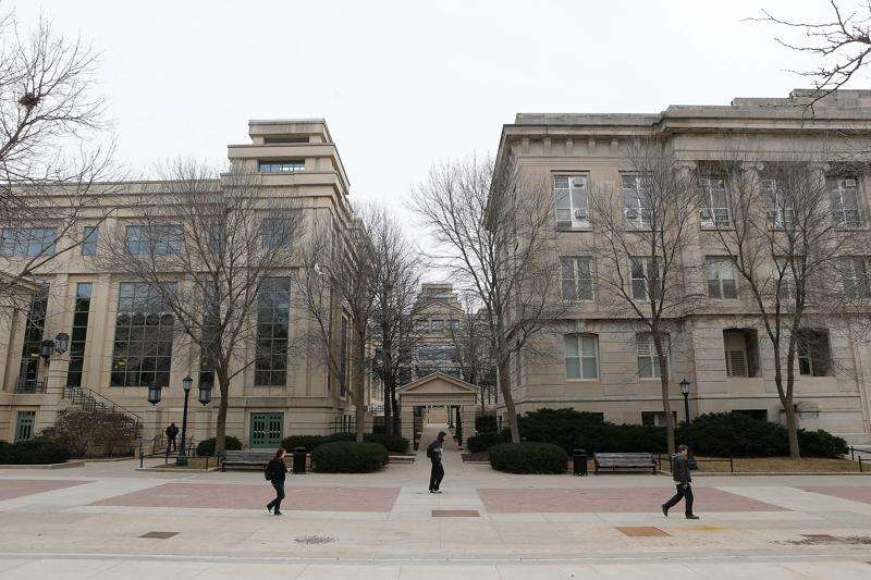Iowa university enrollment up, growth expected to taper