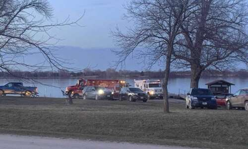 2 ISU crew members died their first time on water