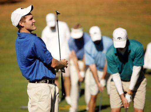 Iowa men's golf entrenched in UI winner's circle