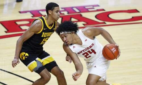 Keegan Murray gives Iowa men's basketball a lot of good…