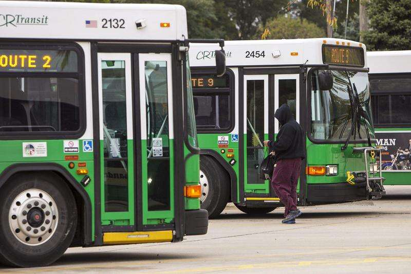 Iowa City ranks among top users of public transit in the nation