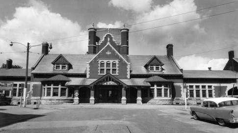 Union Station was hub of downtown Cedar Rapids