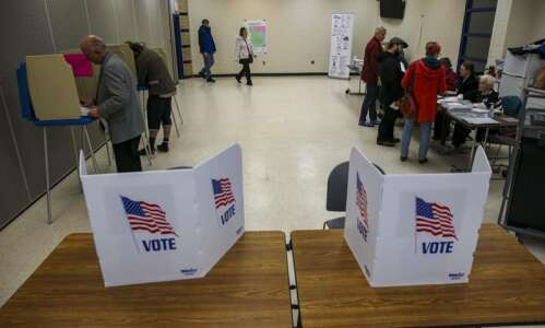 Make your voice heard in Iowa city and school elections…