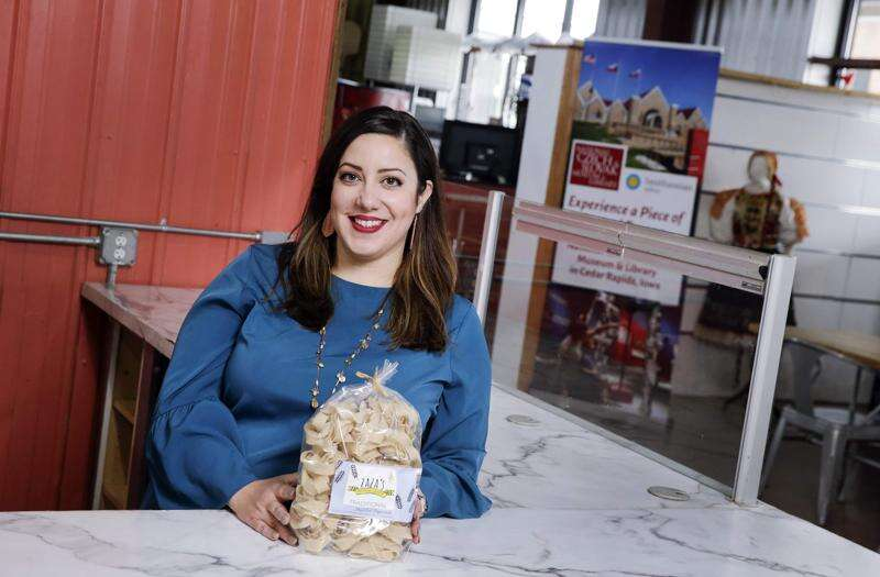 Former owner of Zaza's Pastas now mentors other entrepreneurs