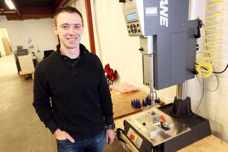 Cedar Rapids start-up Repour sees sales soar in 5 months
