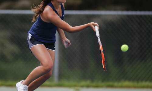 Area tennis players set for debut at girls' state tournament