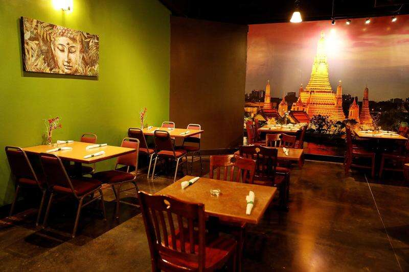 NaRa Thai Cuisine offers dishes from chef's childhood