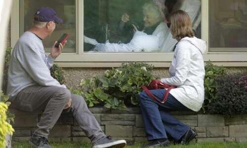 Pandemic isolation hits seniors especially hard