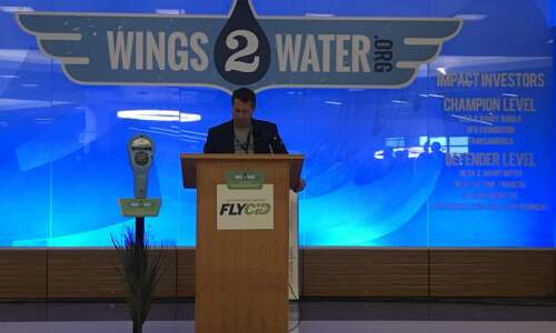 Cedar Rapids airport's Wings 2 Water initiative weathers challenging first…