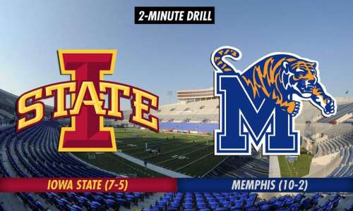 Liberty Bowl 2-Minute Drill: Iowa State Cyclones vs. Memphis Tigers