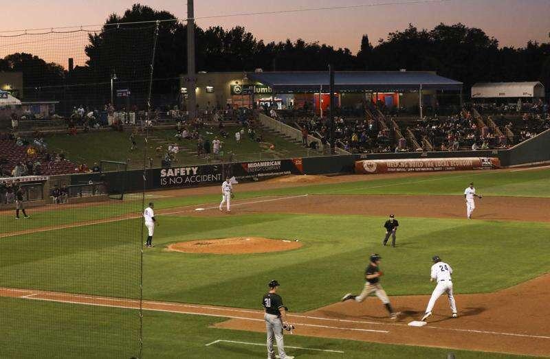Cedar Rapids Kernels close Veterans Memorial Stadium for next 4 weeks