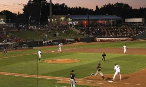 Cedar Rapids Kernels close Veterans Memorial Stadium for next 4…