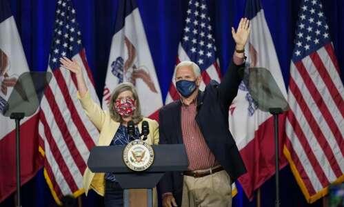 Iowa voters give edge to Sen. Joni Ernst, President Donald…
