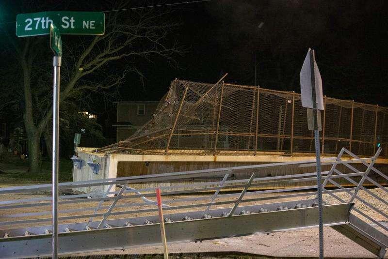 Cedar Rapids works toward its first pedestrian underpass