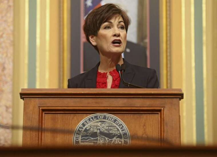 Leaders vow to keep Iowa's redistricting system