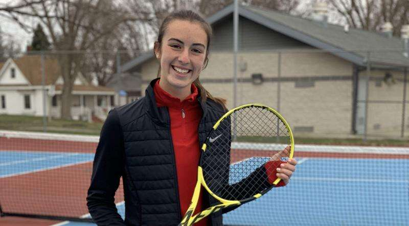 Iowa high school girls' tennis 2021: Gazette area players and teams to watch