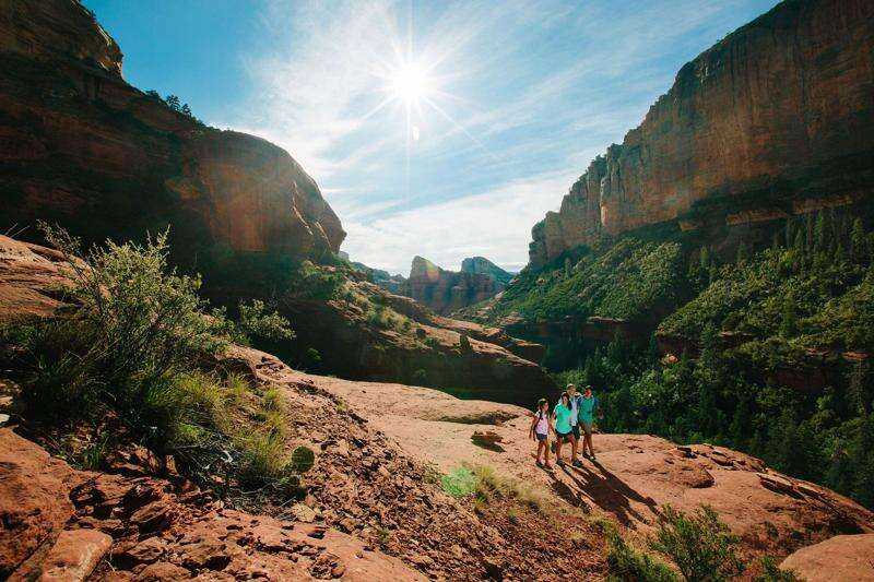 Art and soul abound in Sedona