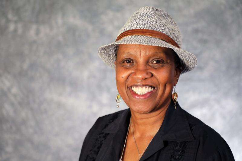 Few know Marcella Benson-Quaziena was the first Black woman letterwinner at Iowa. This is her story.