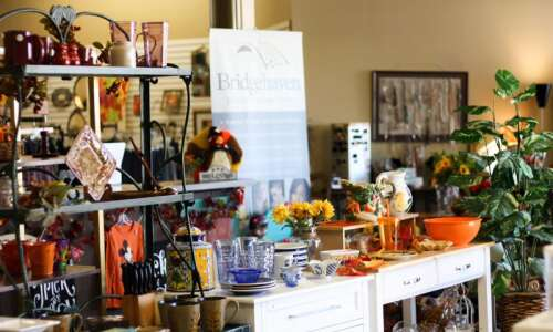 Treasures Quality Resale Shoppe promotes the helping heart