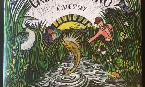 New book celebrates rebirth of Brook Creek
