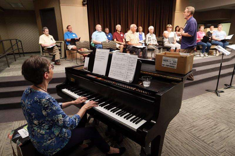 Together In Song: New chorus makes unforgettable first impression at Mercy Medical Center