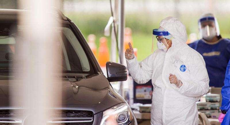 Iowa surpasses 5,000 virus deaths Thursday