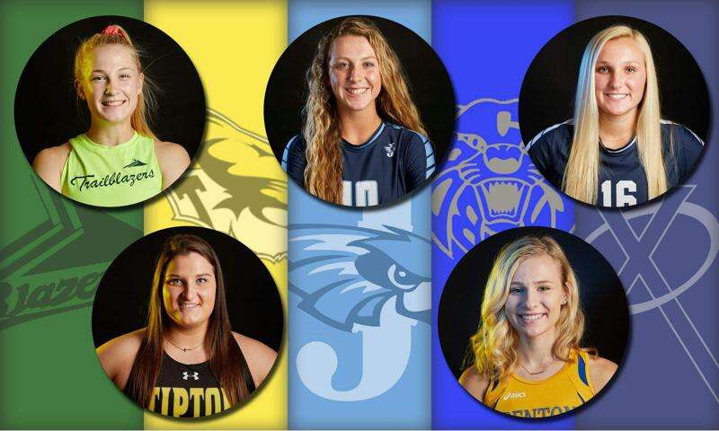 Meet The Gazette's 2019 Female Athlete of the Year finalists