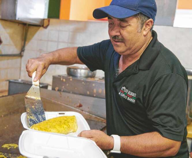 Learning the ropes, and English, to become a successful restaurant owner