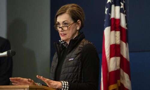Watch: Iowa Gov. Kim Reynolds' coronavirus update for Sunday, March…