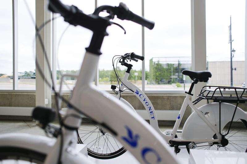 Bike share could launch in Cedar Rapids in 2019