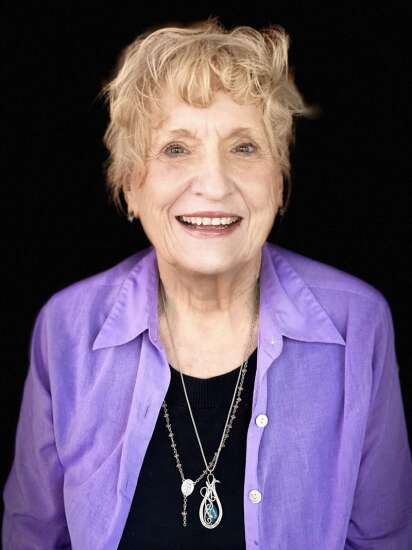 80-year-old Roberta George publishes first book, and it's winning awards and rising eyebrows