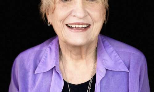 80-year-old Roberta George publishes first book, and it's winning awards…