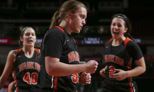 Gazette area Iowa high school basketball storylines we're following as…