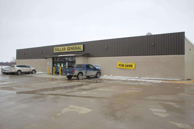 Wellman Dollar General now open for business