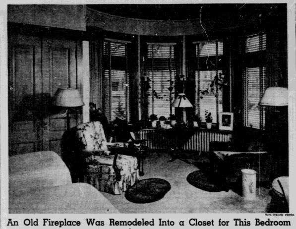 Time Machine: Perkins House loses some frills as it becomes apartments