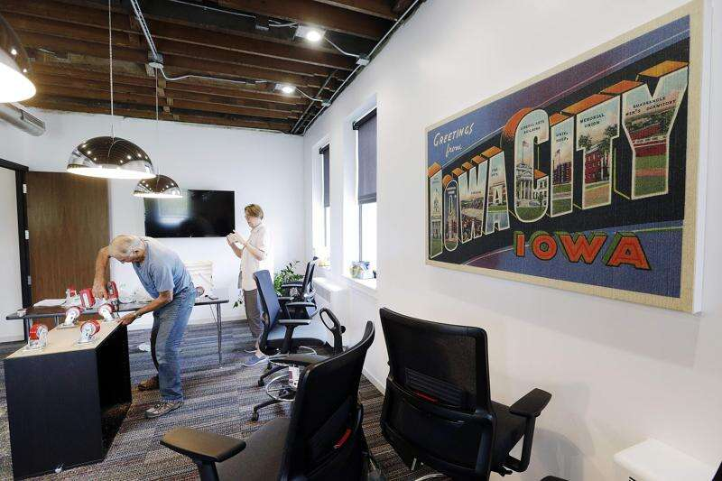 IC Downtown District blends business, sustainability in new space