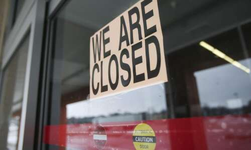About 1 of 8 Iowa small businesses shuttered, Facebook survey…