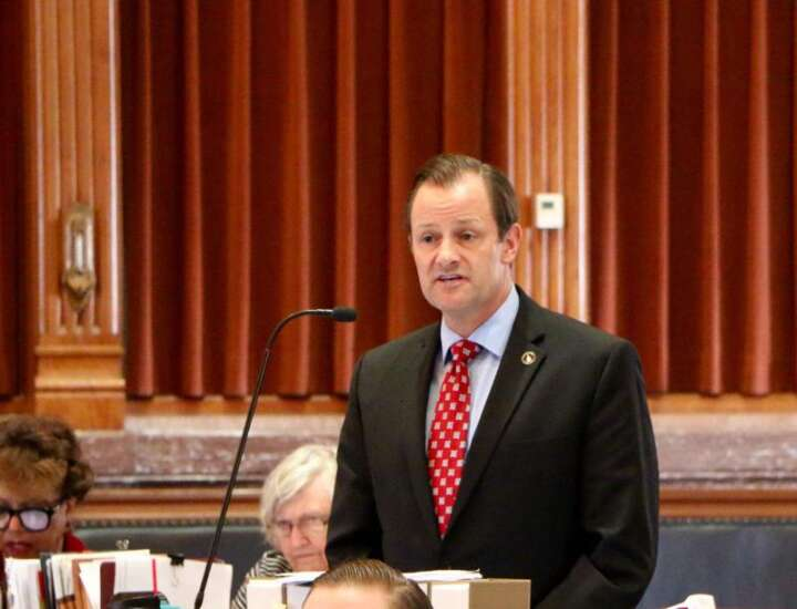 Iowa legislators pass historic justice reform