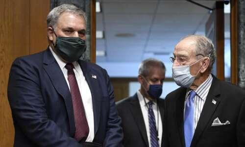 Citing coronavirus, Sen. Chuck Grassley won't attend GOP convention