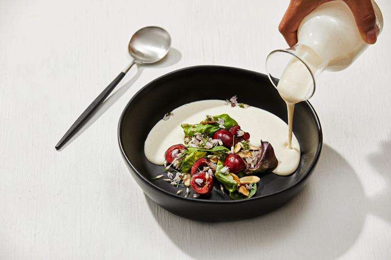 A white gazpacho that deserves to be as famous as its red cousin