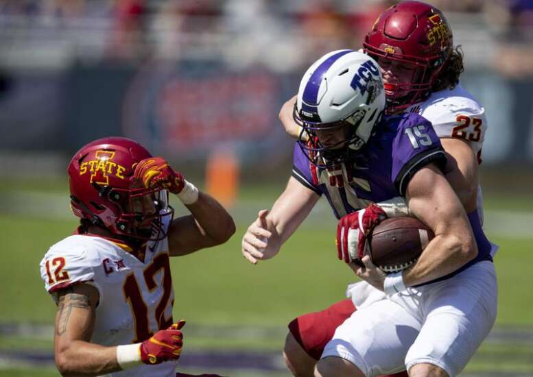 Iowa State football notes: Cyclones emphasize voting