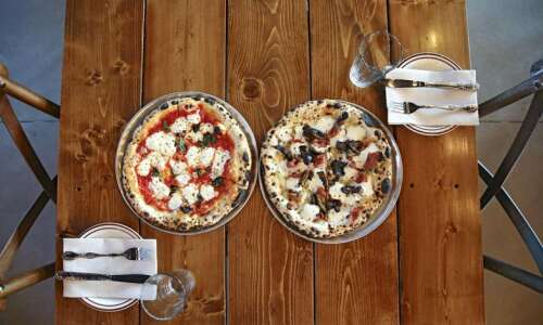 What's on the menu for Iowa City Restaurant Week