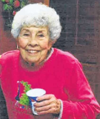 Happy 90th Birthday Audrey Smith