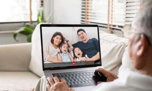 Celebrate family traditions — even online
