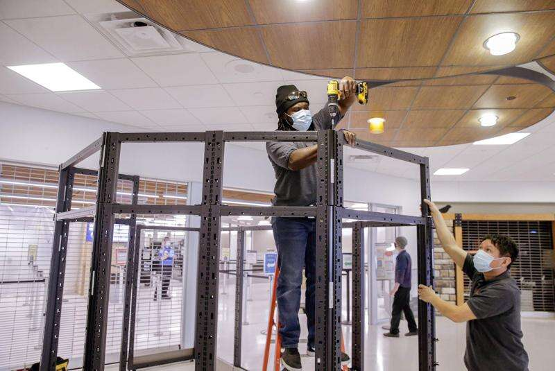 The Eastern Iowa Airport to start mandatory health screenings Jan. 25