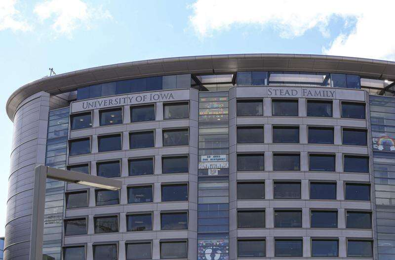 University of Iowa Children's Hospital again ranked nationally, but loses some ground