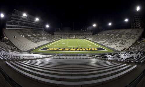 Iowa football schedule analysis: Degree of difficulty in 'the pandemic…